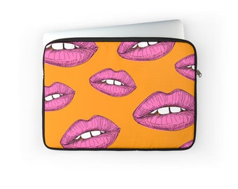 Lips Service Laptop Cover - 13 inch, 15 inch, 17 inch
