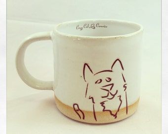 Cat hair in your cup?