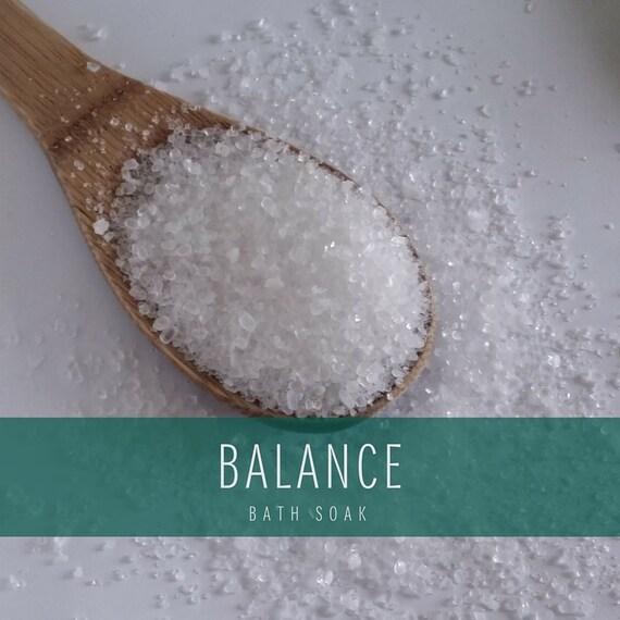 Balance Bath Soak, Be Balanced Bath Salts, Bath Salts, All Natural Bath Salts