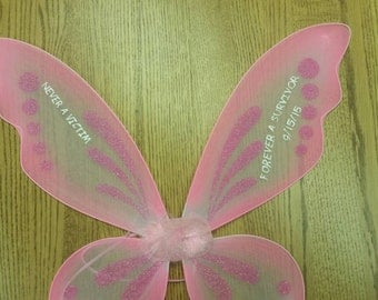 Customized Pixie Racing Wings