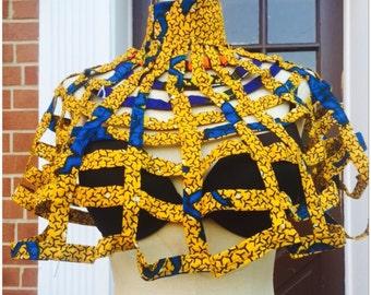 Necklace+ shawl =shawlklace