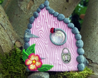 Enchanted Fairy Door