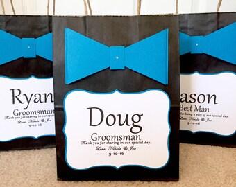 Groomsman Gift Bags