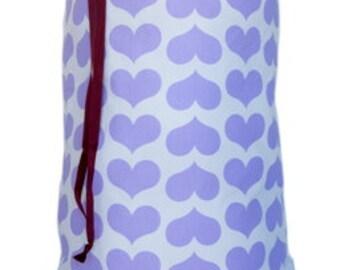 purple heart laundry bag