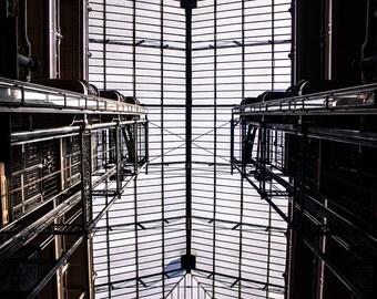 Bradbury Building Downtown Los Angeles