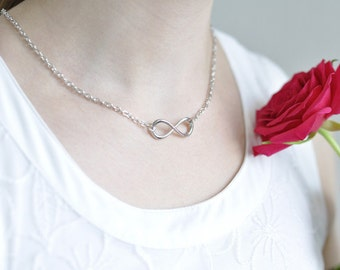 Infinity necklace - endless love