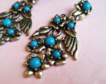 Angel Wings - earrings in the boho look