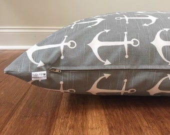 Anchors dog bed cover,Dog bed duvet, Dog bed covers, Nautical Dog bed cover, Dog bed duvets, Pet bed cover, Puppy bed covers