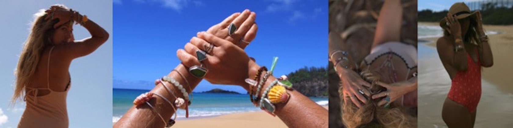 Handmade Jewelry From Oahu's North Shore by KaiIndieJewelry