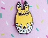 HALF PRICE! Bunny Rabbit Enamel Pin