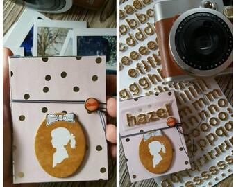 Little Girl Mini Instax Photo Album