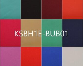 """Bubble Face Polyester Woven Koshibo Fabric """"KSHB1E-BUB01"""""""