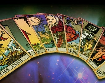 Yearly Overview 13 Card Intuitive Tarot Reading