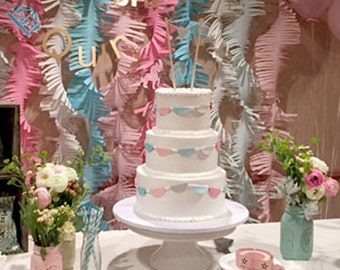 Cake Banner and Topper