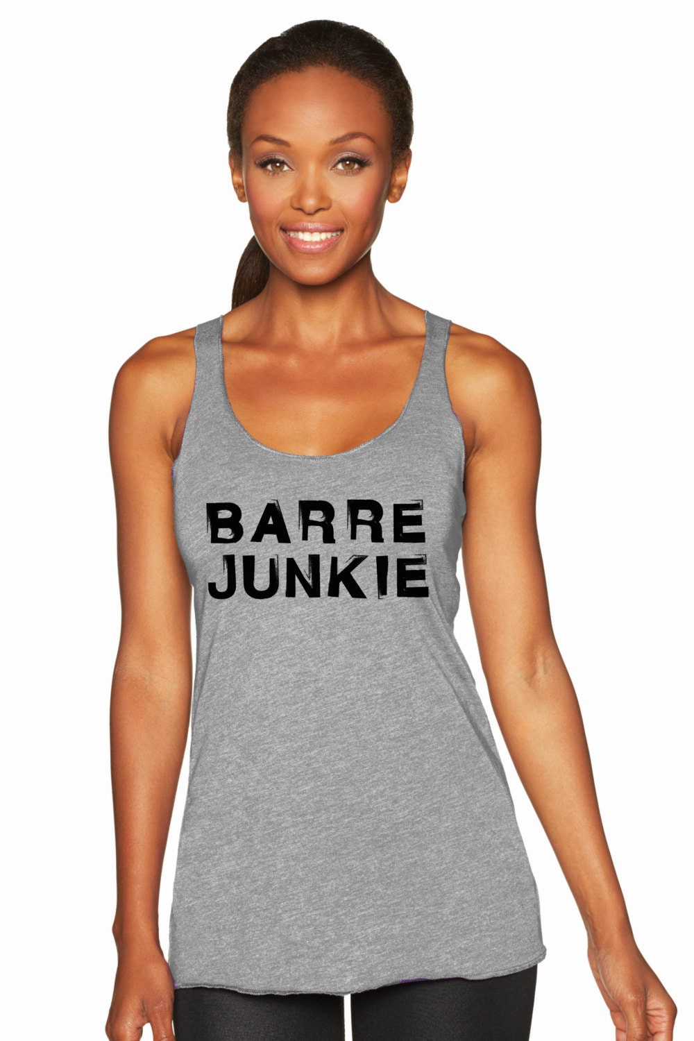 """Please visit the """"Pure Barre"""" category for even more Pure Barre posts! (from January – wearing SoLow cropped leggings, SoLow cami, Everlane ryan tank, Blake Brody ballet shoes) You're probably under the impression that everyone wears Lululemon and looks the same at Pure Barre."""