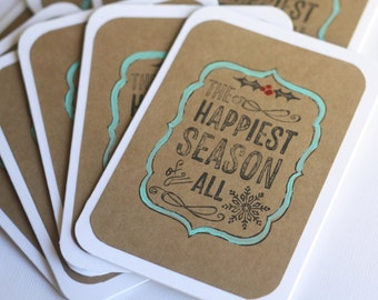 Christmas Cards - Happiest Season of All