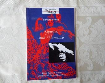 Gypsies and Flamenco by Bernard Leblon 1995 Softcover Paperback  Book
