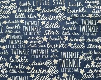 Twinkle Twinkle little star bandana / Over collar bandana