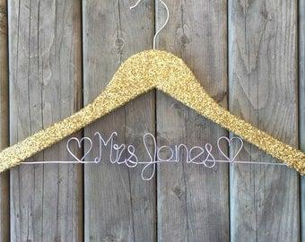 glitzernden gold glitter braut kleiderb gel von. Black Bedroom Furniture Sets. Home Design Ideas