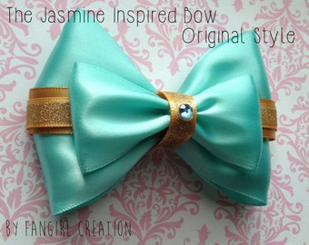 The Jasmine Inspired Bow
