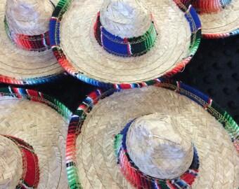 Mexican Fiesta Sombreros