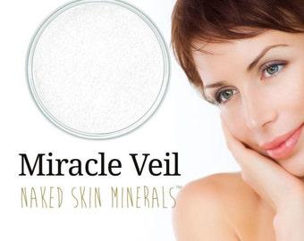 Naked Skin Mineral Makeup Miracle Veil 10ml (3g) by NCinc.