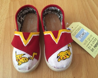 Pokemon TOMS Shoes