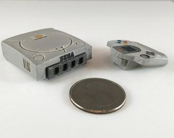 Mini SEGA Dreamcast - 3D Printed!