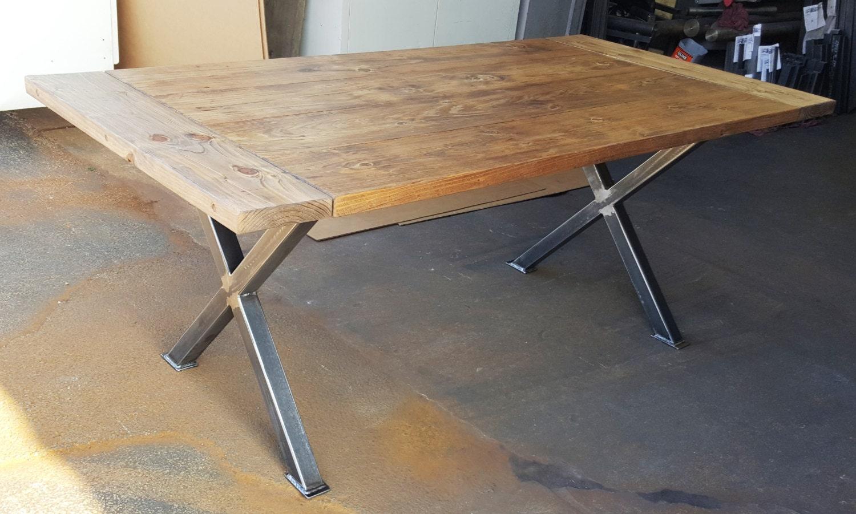 X Table Legs Model Tx02sc Heavy Duty Sturdy X Metal