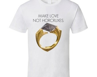 Harry Potter Horcruxes Funny T Shirt