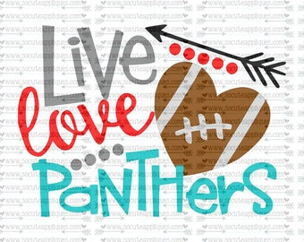 """Shop """"panthers svg"""" in Patterns & Tutorials"""
