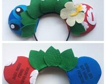 Minnie Ears Lilo & Stitch themed