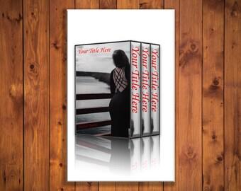 Kindle 3 Book Box Set Cover Photoshop Template