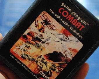 Atari 2600 Cart Soap Parody: Retro and geeky! Handmade cartridge soap - Atari 2600 - Combat, retro gamer, novelty, geek