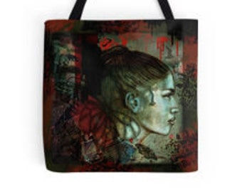 Dark Eden - Tote Bag