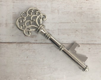 100 silver vintage key bottle openers antique key beer openers skeleton key bottle openers - Key Bottle Opener
