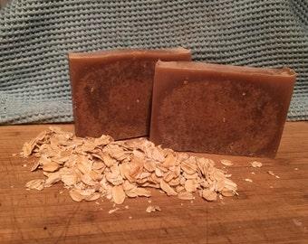 Oatmeal, Milk, and Honey Bars