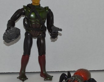 Skito and Toxcid Sectaurs action figure Coleco 1984 1985