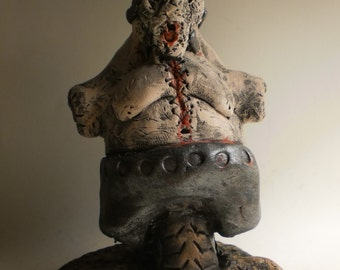 Clay Flesh Abomination  (Monsters of the Flesh 3)