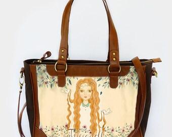 Queen Jodha Laptop Bag