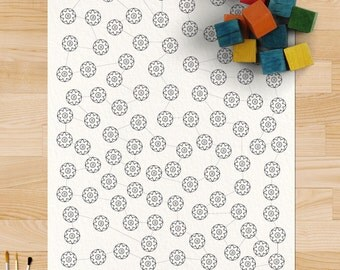 108 Beads Coloring Page #0118