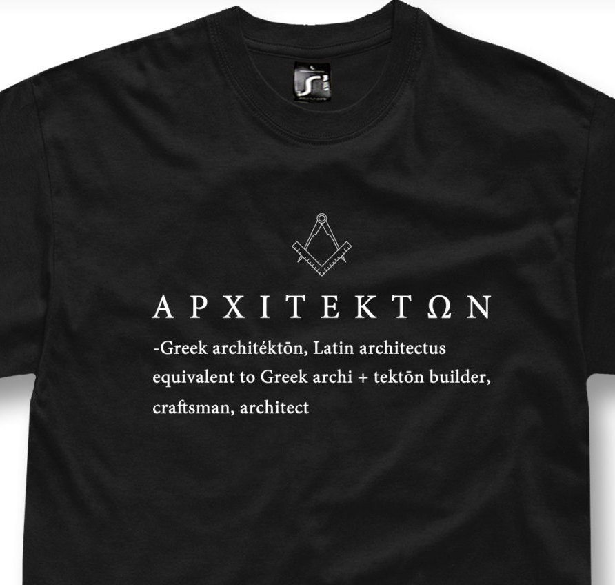 Architect t shirt student t shirt greece geek greek letters for Architecture student t shirts