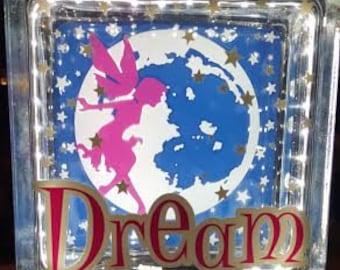 Dream light box, Night light