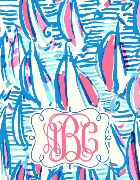 Silly for Lilly #21 Personalized Notebook
