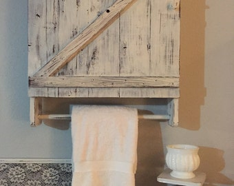 bathroom bathroom wood rack with