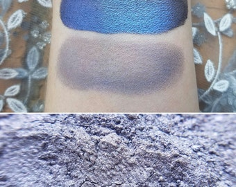 Witchcraft - Smokey Blue-Purple, Mineral Eyeshadow, Mineral Makeup, Pressed or Loose
