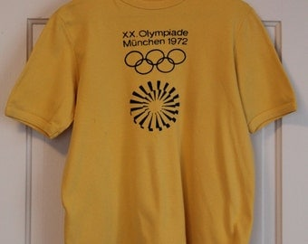 1972 Munich Olympic Games t shirt