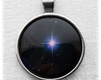 North Star Pendant & Necklace