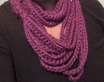 Trendy Classy Gorgeous  Chain Scarf for Spring/Fall
