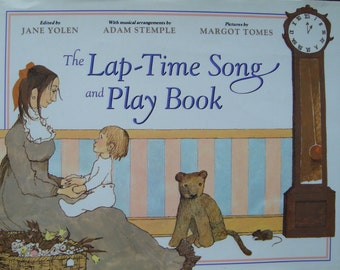 Lap-Time Song and Play Book - Parent and Children / Infant Playtime Activity Book